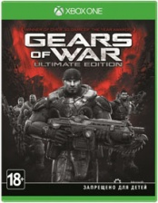 Gears of War. Ultimate Edition (XboxOne) (GameReplay)