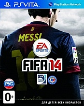 FIFA 14 (PS Vita) (Gamereplay)