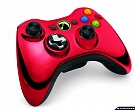 Скриншот Controller Wireless R Chrome Series Red, 2