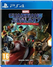 Стражи Галактики Guardians of the Galaxy The Telltale Series для (PS4)