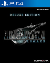 Final Fantasy VII: Remake. Deluxe Edition (PS4)