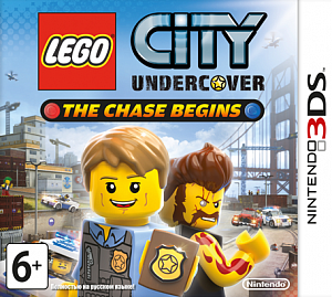 Lego City Undercover (3DS)