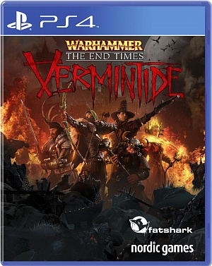 Warhammer: the End Time Xermintide (PS4)