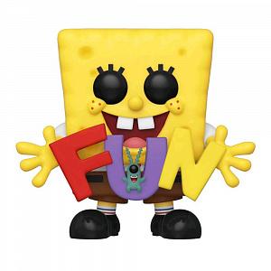 Фигурка Funko POP Spongebob w/FUN (Exc)