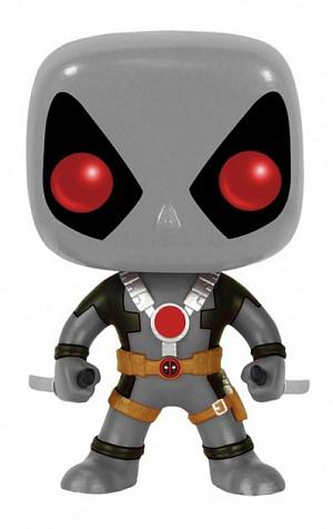 Фигурка Funko POP Marvel – Deadpool w/Swords (Exc) (25 см.) фото