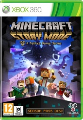 Minecraft: Story Mode (Xbox360) (GameReplay)