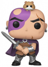 Фигурка Funko POP Games: D&D – Minsc & Boo (45115)