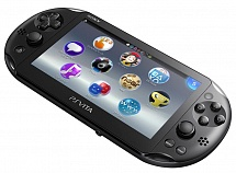 PS Vita Slim Wi-Fi Black