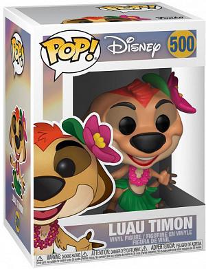 Фигурка Funko POP Disney – Король лев (Lion King): Luau Timon фото