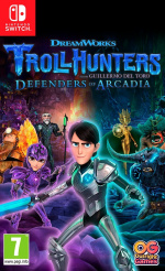 Trollhunters: Defenders of Arcadia (Nintendo Switch)