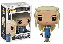 Фигурка Funko POP! Mhysa Daenerys (Blue Dress)