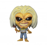 Фигурка Funko POP Rocks – Iron Maiden: Killers (Skeleton Eddie)