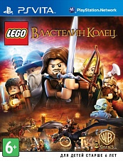 LEGO Властелин Колец (Ps Vita) (Gamereplay)