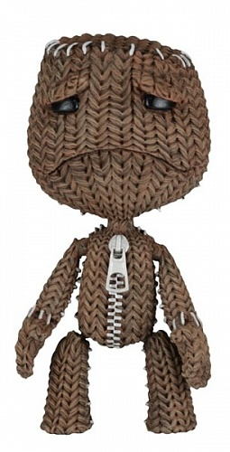 Фигурка LittleBigPlanet Sackboy Sad 17 см