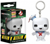Брелок Funko Pocket POP Ghostbusters – Stay Puft (GW) (Exc) (47607-PDQ)