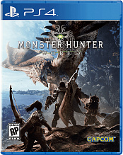 Monster Hunter World (PS4) (GameReplay)