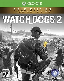 Watch Dogs 2 Gold Edition (XboxOne)