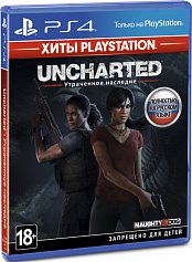 Uncharted: Утраченное наследие (The Lost Legacy) (Хиты PlayStation) (PS4) (GameReplay)