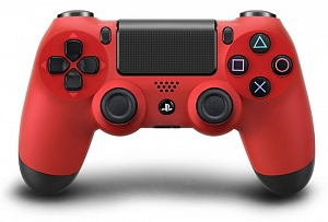 Геймпад Wireless DualShock 4 Magma Red