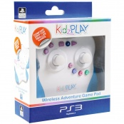 Kidz Play Wireless Adventure Game Pad Голубой