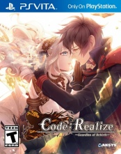 Code: Realize Guardian of Rebirth (PS Vita)