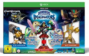 Skylanders Imaginators (стартовый набор) (XboxOne)