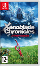 Xenoblade Chronicles: Definitive Edition (Nintendo Switch)