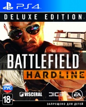 Battlefield Hardline Deluxe Edition (PS4)	(GameReplay)