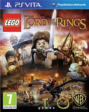 LEGO lord of the rings (Xbox 360) от GamePark.ru
