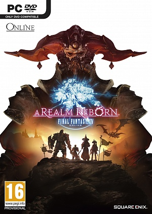 Final Fantasy XIV Online: A Realm Reborn (PC)