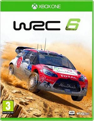 WRC 6 (Xbox One) от GamePark.ru