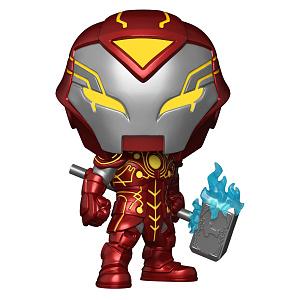 Фигурка Funko POP Marvel Avengers: Infinity Warps – Iron Hammer (GW) (Exc) (56339)