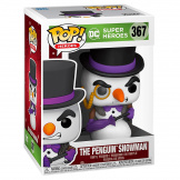 Фигурка Funko POP DC Holiday – Penguin Snowman (Exc) (51674)