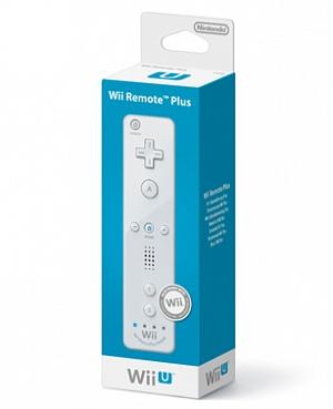 Controller Remote Wii U белый