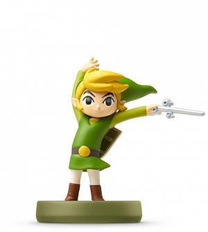 Фигурка Amiibo – Мульт-Линк The Wind Waker (коллекция The Legend of Zelda)