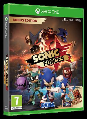 Sonic Forces [Xbox One] от GamePark.ru