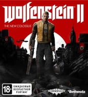 Wolfenstein II: The New Colossus (PC, Jewel)