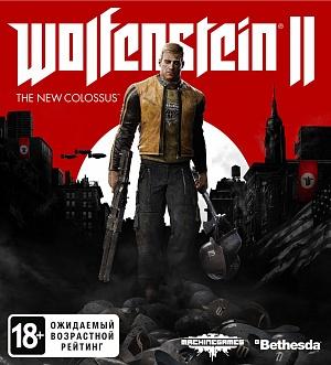 Wolfenstein II: The New Colossus (PC, Jewel) от GamePark.ru
