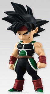 Фигурка Dragon Ball Adverge - Bardock 6 см 6778