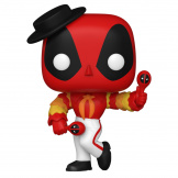 Фигурка Funko POP Marvel Deadpool 30th – Flamenco Deadpool (54656)
