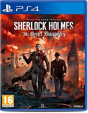 Sherlock Holmes: the Devil's Daughter (PS4) (GameReplay)