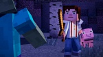 Скриншот Minecraft: story mode (PS3) , 2