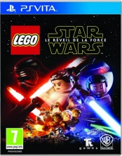 LEGO Star Wars: The Force Awakens (русские субтитры, PS Vita)