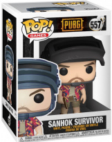 Фигурка Funko POP Games: PUBG – Sanhok Survivor (44723)