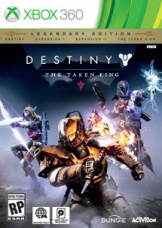Destiny: The Taken King. Legendary Edition (Xbox360)