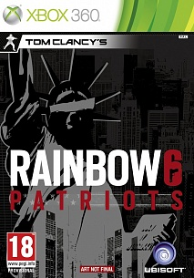 Tom Clancy's Rainbow 6 Patriots (Xbox 360)