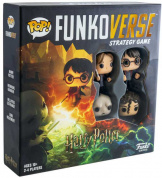 Настольная игра Funkoverse – Harry Potter 100 Base Set (42631)