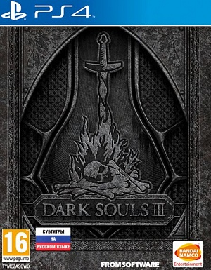 Dark Souls III Apocalypse Edition (PS4)
