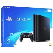 "PlayStation 4 1TB PRO ""Game replay"" (A)"