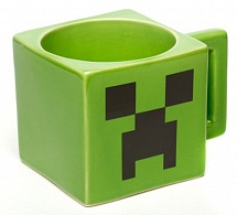 Кружка Minecraft Creeper Face Mug (236мл)